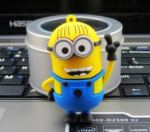 USB флеш-карты Миньоны